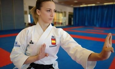 La karateka Lidia Rodríguez, pregonera de las Ferias de Alcalá de Henares