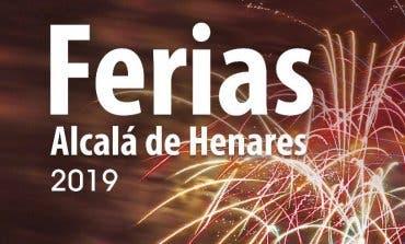 Presentada toda la programación de las Ferias de Alcalá de Henares 2019