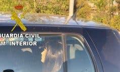 Multada una conductora con un maniquí en el Bus-VAO de la A-6
