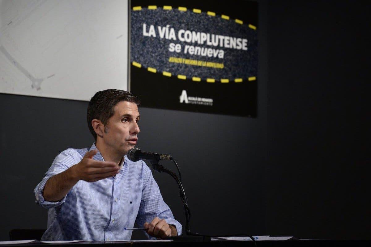 Coronavirus: El alcalde de Alcalá de Henares pide un estudio «igual que el de Torrejón»