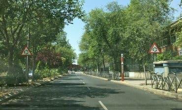Arrancan las obras de renovación de un colector en la Avenida José Gárate de Coslada
