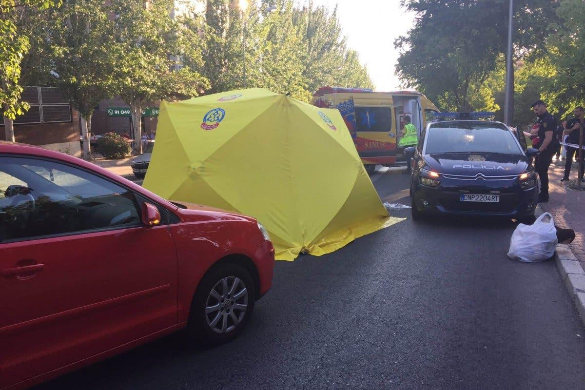 Muere un hombre atropellado en Vallecas