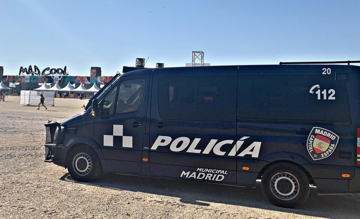 Detenida una mujer en el Mad Cool por robar 27 teléfonos móviles