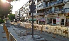 Coslada inicia el asfaltado de las avenidas Constitución y Príncipes de España
