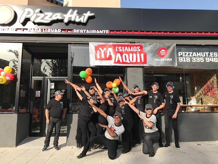 Pizza Hut aterriza en Coslada