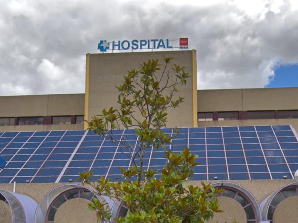 Trasladada al Hospital de Getafe tras caerle encima aceite hirviendo