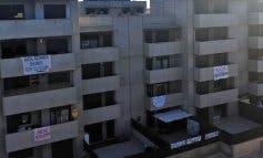 Inquilinos de Torrejón estallan contra la subida «abusiva» de Fidere