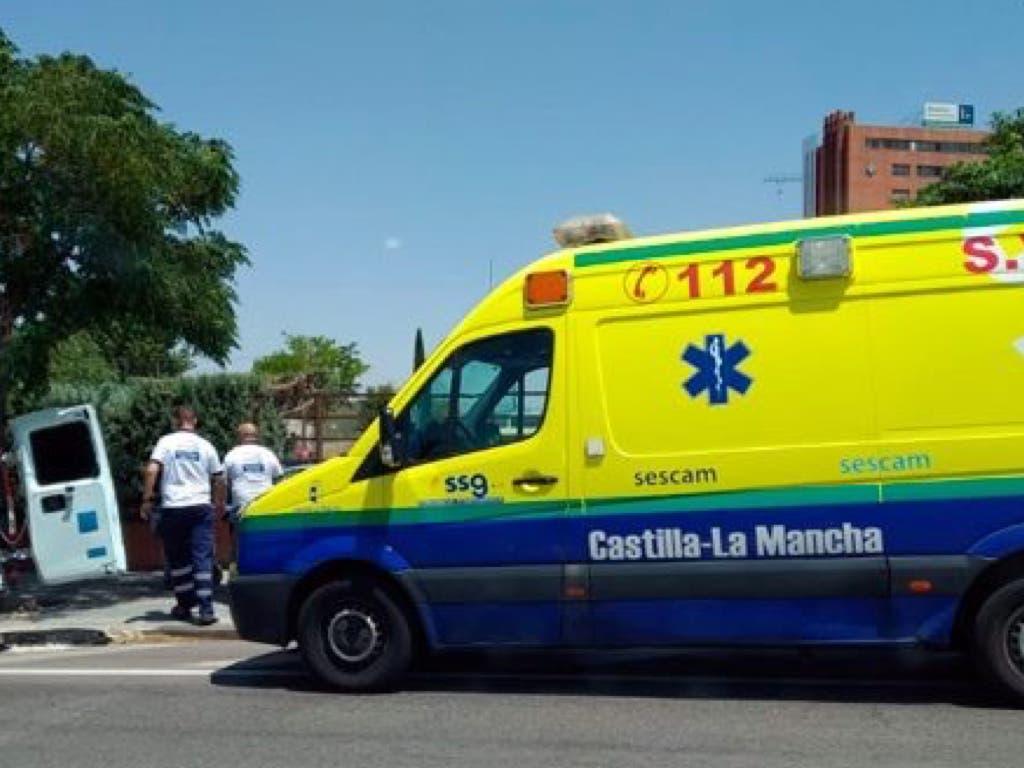 Muere un hombre a las puertas del Hospital de Guadalajara