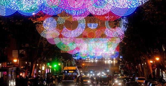 Madrid aumentará la iluminación navideña y recuperará el Belén de la Puerta de Alcalá