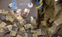 Golpe al contrabando de tabaco en Alcalá de Henares, Meco y Azuqueca