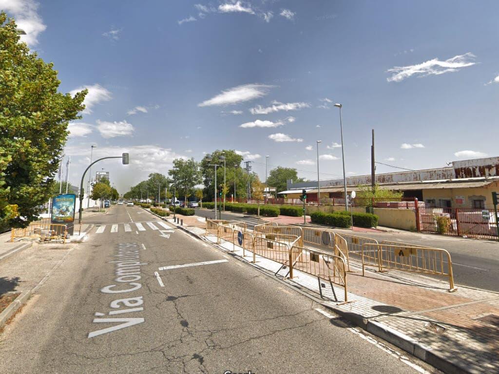 La Vía Complutense de Alcalá de Henares contará con más de medio centenar de nuevos árboles