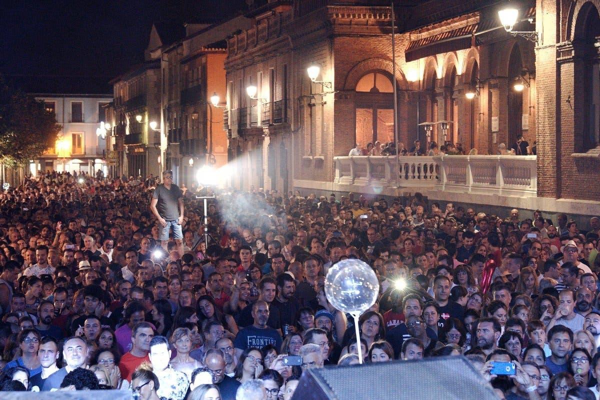 Los conciertos gratuitos de las Ferias de Alcalá de Henares