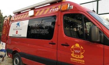 Evolución favorable de los incendios de Miraflores y La Granja