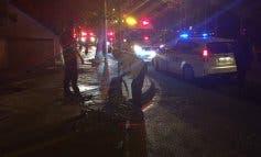 Grave accidente de bici en Moratalaz
