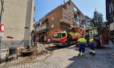Arganda pedirá la declaración de zona catastrófica tras la tormenta