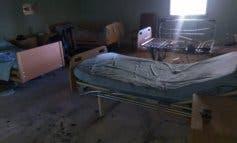 Evacuado parte del psiquiátrico de Yebes tras incendiarse un colchón