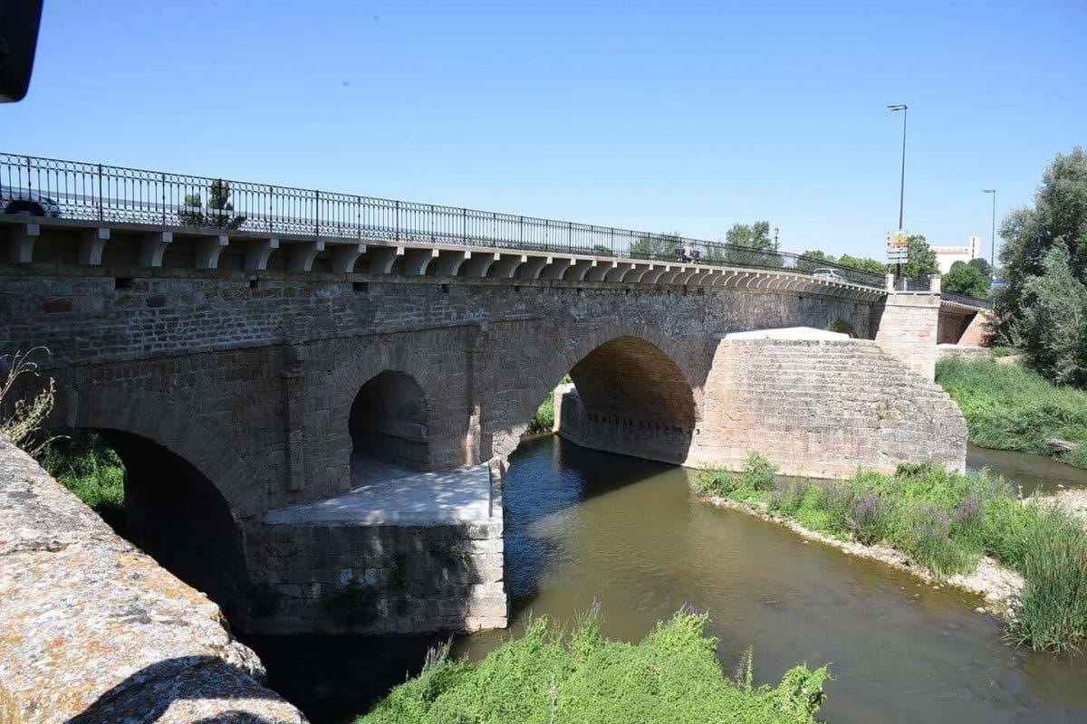 Abierto el Puente Árabe de Guadalajara tras cuatro años de obras