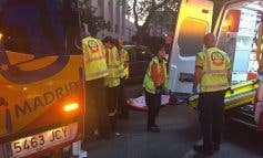 Triple atropello en Moratalaz por un conductor a la fuga