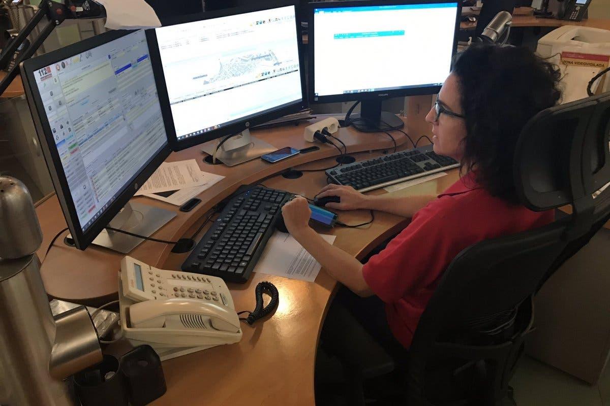 El 112 recibió avisos por la tormenta del viernes en Torrejón, Coslada y Rivas