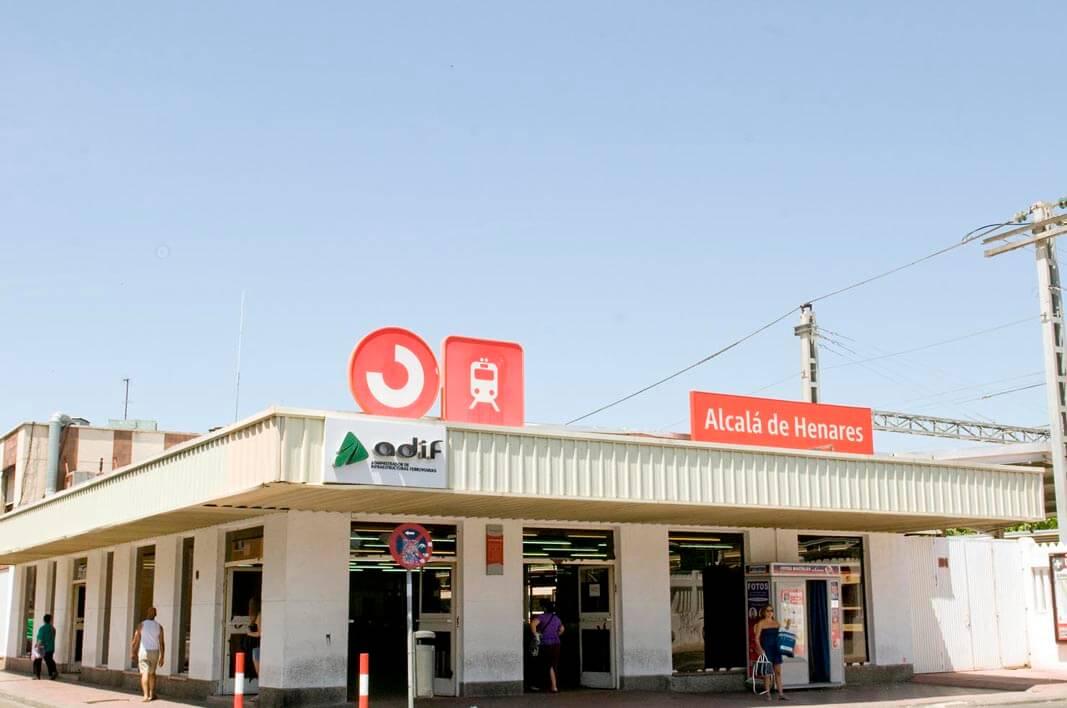 La estación de Alcalá de Henares contará con ascensores para el cambio de andén