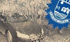 Recuperan en San Fernando dos coches robados en Algete y Valdetorres
