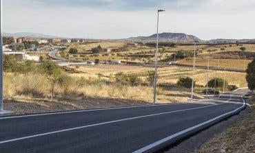 El segundo acceso al Hospital de Guadalajara quedará abierto al tráfico este jueves