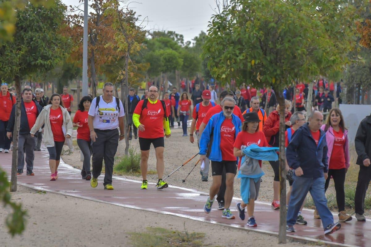 En marcha el V Camino de Cervantes del Hospital de Torrejón