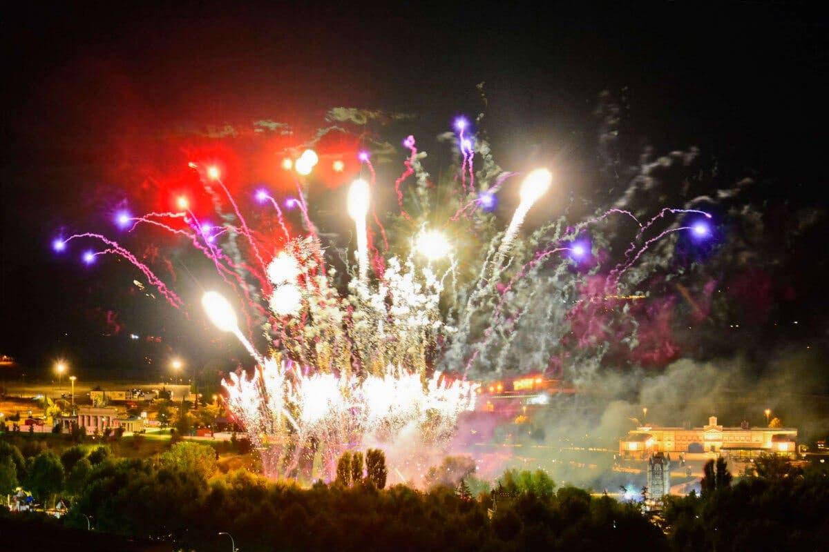 Múltiples actividades para celebrar el noveno aniversario del Parque Europa de Torrejón