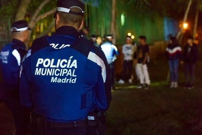 Redada policial en dos after de Ciudad Lineal