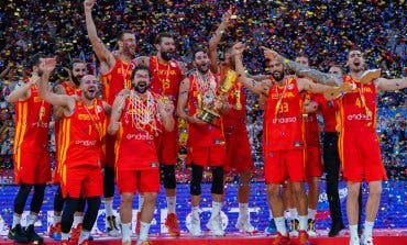 Así será la celebración en Madrid de los campeones mundiales de baloncesto
