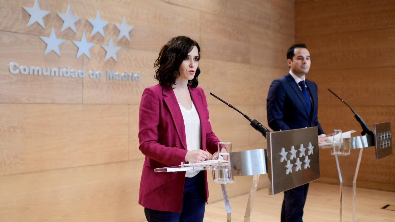 Tres millones en ayudas para los municipios madrileños afectados por la tormenta