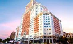 Inaugurado en Madrid el Hotel RIU Plaza España
