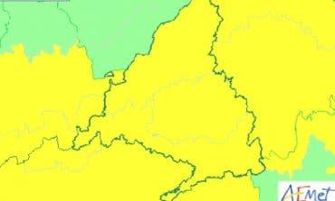 Aviso amarillo por fuertes lluvias el sábado en Madrid y Guadalajara