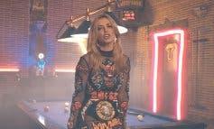 Merche grabó su último videoclip en Torrejón de Ardoz