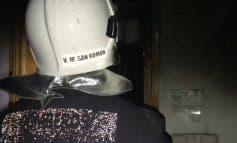 Hallan muerto a un hombre en Mejorada del Campo tras un incendio