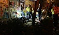 Muere apuñalado un comerciante chino en Vicálvaro tras un intento de robo
