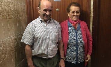 Paralizado el desahucio de María y Antonio en Alcalá de Henares