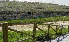 Coslada retirará el jueves los residuos de amianto del Parque del Humedal