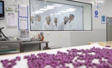 Bayer refuerza su planta de Alcalá de Henares donde espera crear 70 nuevos empleos