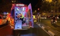 Herido grave un ciclista en Madrid tras chocar contra un coche