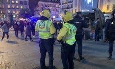 En libertad los detenidos en las protestas independentistas del sábado en Madrid