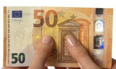 Alerta por billetes falsos de 50 euros en San Fernando de Henares