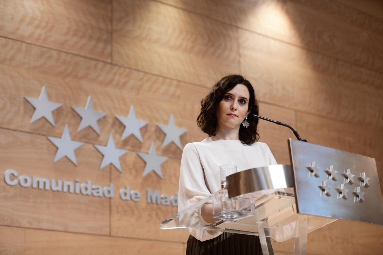 La Comunidad de Madrid anuncia nuevas deducciones en educación, vivienda y dependencia