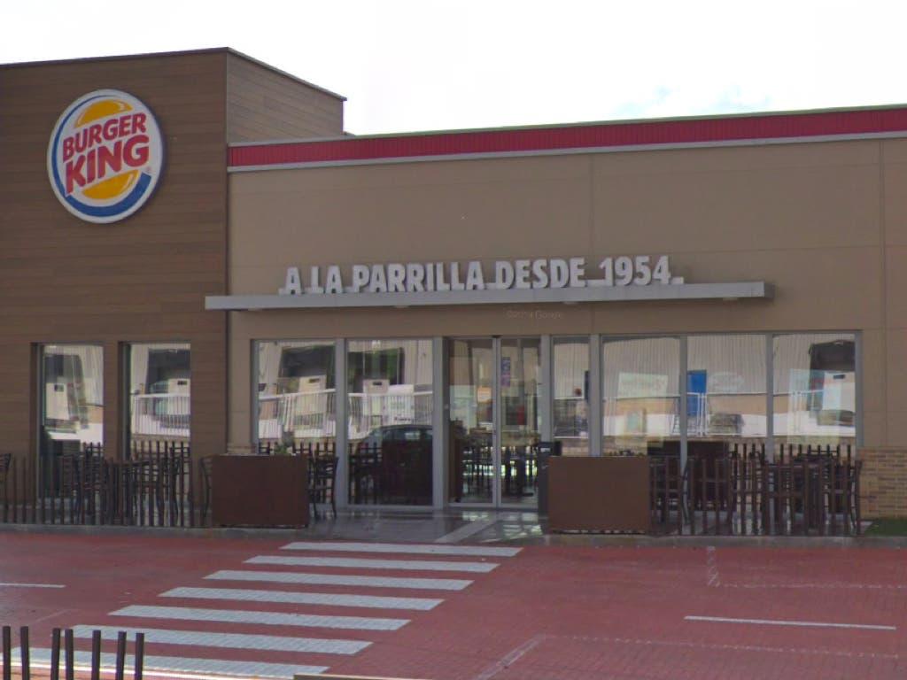 Atracan a punta de pistola el Burger King de Azuqueca de Henares