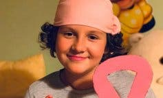 Muere Candela, la niña de Guadalajara que luchó contra el cáncer con una sonrisa