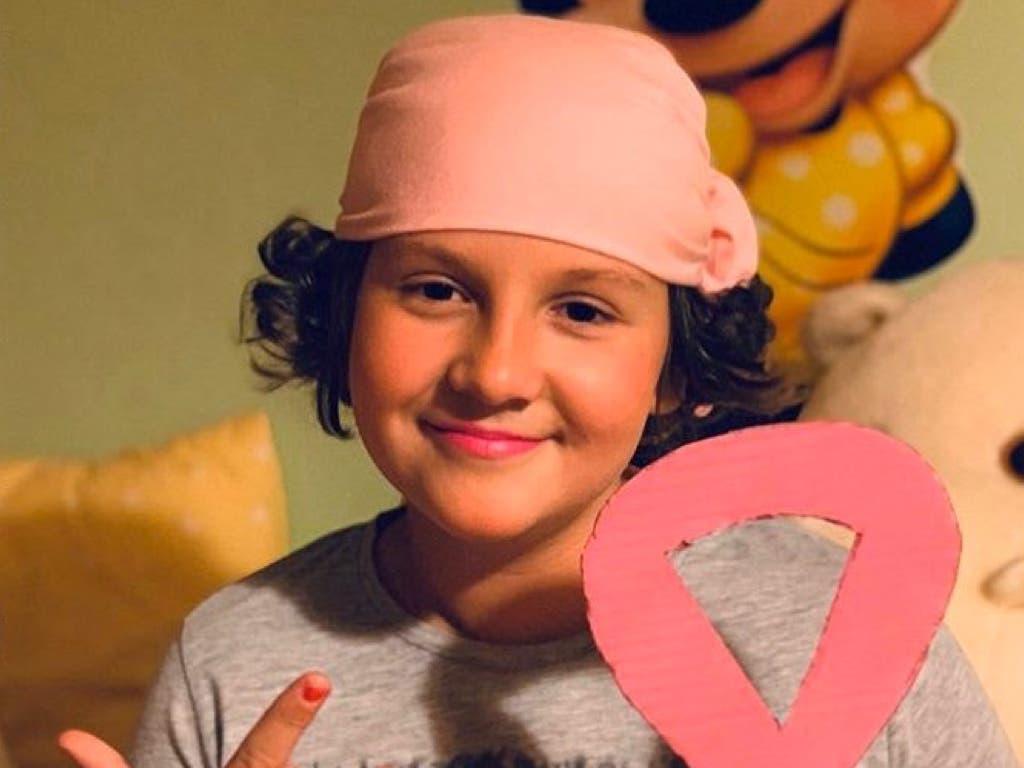 Fallece Candela, la niña de Guadalajara que dibujó una sonrisa al cáncer