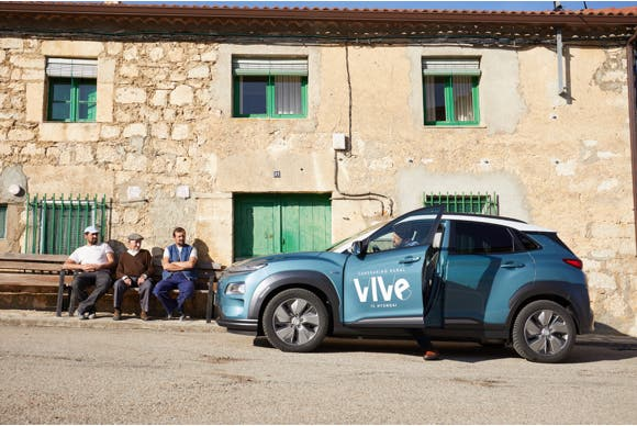 El pueblo de Guadalajara con el aire más limpio de España tendrá coche compartido gratuito