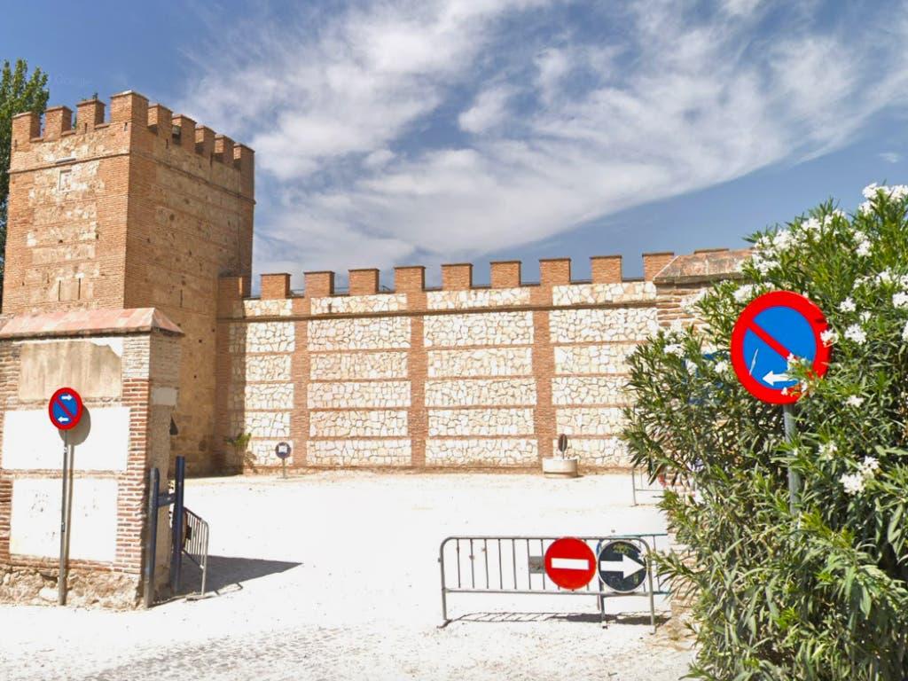 La Policía investiga el accidente del Mercado Cervantino de Alcalá de Henares