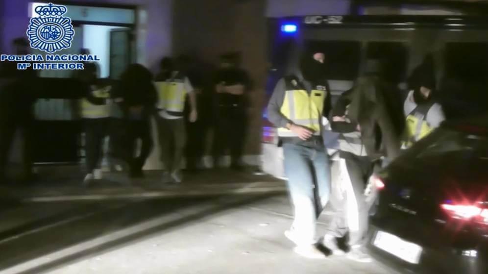 Detenido en Madrid un presunto yihadista con un listado de objetivos para atentar