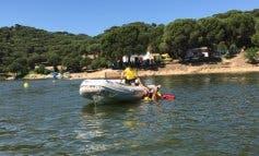 El verano deja 198 rescates en el pantano de San Juan